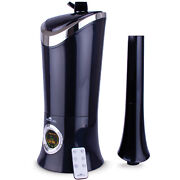 Air Innovations Ultrasonic Cool Mist Aromatherapy Humidifier, Black Used