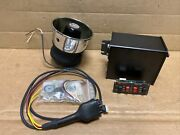 100w Police Siren And Speaker Kit For Harley Davidson Models With Control Unit