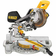 Dewalt Dcs361m1 20v Max 7-1/4 Cordless Sliding Miter Saw With Battery/charger