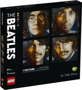 Lego Art The Beatles 31198 Collectible Building Kit 2,933 Pieces
