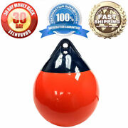 North East Harbor Anchor Lift Floating Marking Buoy- 15 Diameter X 19.5 Height
