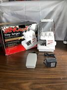 Singer Tiny Serger Ts380 Plus Overedging Portable Sewing Machine.