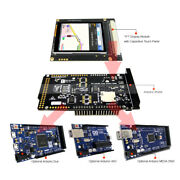 2.2inch Tft Lcd Capacitive Touch Shield For Arduino Duemega 2560uno W/library