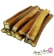 6 Inch Bully Sticks For Dogs Excellent Dog Chew And Treat Regular Size10 Pcs