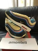 Brand New Nike Air Max 1/97 Sean Wotherspoon Extra Lace Set - Size 12 Rare