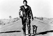 Crp-31742 Mel Gibson And The Dog Film The Road Warrior Crp-31742