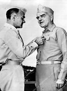 Crp-41346 Wwii Adm William Bull Halsey Gets Army Distinguished Service Cross By