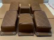 Six Vintage P Pads For The 1960s And 70s Custom Choppers