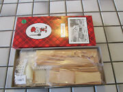 Campbell Models Hamilton's Dinghies Wood Kit Ho Scale ////