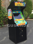 Buster Bros. Arcade Machine New Full Size Plays Many Other Classic Games Guscade