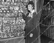 Crp-1181 1936 Horse Racing Miss Judy King Madison Square Garden Tack Room W Ribb