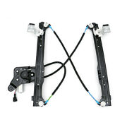 New Power Window Regulator W/ Motor Rear Driver Side Left For Chevy Gmc Cadillac