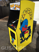New Pac-man Classic Arcade Game Pacman Multi Multicade Full Size Guscade