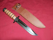 United Cutlery Usmc Combat Fighting Knife Us Marine Corps Jungle Survival Bowie