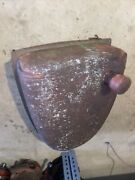 Farmall Md Smd Fuel Tank Antique Tractor