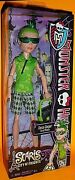 Monster High Collection__deuce Gorgon 9 Doll_scaris City Of Frights Series_mib