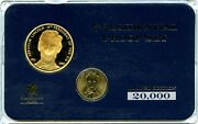 Abraham Lincoln Presidential Coin Proof Set Value 99.95