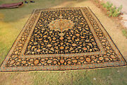 Collectorsand039 Piece Gorgeous Oriental Floral Pattern Hand Knotted Area Size Carpet