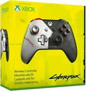 Xbox One Controller - Cyberpunk 2077 Limited Edition [in Hand] Same-day Shipping