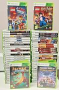 Xbox 360 Games For Children Kids Choose A Game Or Bundle Up Lego Sonic Disney