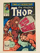 The Might Thor 411 1989 Nm- Marvel Comics Key Issue
