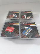 4 Animated Neon Signs Light Works Usa Ho Scale 44-1072 44-1252 44-1352 And 44-