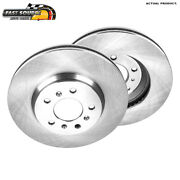 For Chevy Impala Monte Carlo Buick Lucerne V6 Cx Cxl Ss Front Brake Rotors