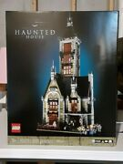 Lego Haunted House 10273 Brand New In Box Sealed Fairground Collection Creator