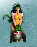 Phantom Lady Bust Women Of The Dc Universe Statue Terry Dodson