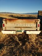 60-66 Chevrolet Truck Bed Bumper Rear End And Tailgate