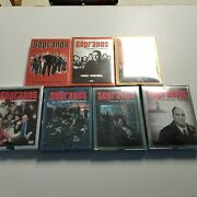 The Sopranos Dvd Complete Series Seasons 1 - 6 - Excellent Condition