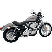 Bassani Radial Sweepers For 96-03 H-d Sportster Sport-xl 1200s