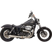 Bassani Road Rage Iii Exhaust Sys. 01-03 H-d Dyna Super Glide T-sport-fxdxt