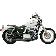 Bassani Road Rage 2-into-1 Sys. For 86-95 H-d Sportster Deluxe-xlh 883