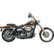 Bassani Road Rage 2-into-1 Sys. For 06 H-d Dyna Low Rider-injec.fxdl-i