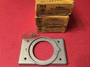 Hubbell 9419 Cast Iron Plate Cover Lot Of 3 - 2 New Nos Complete - 1 Plate Only
