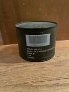 Nos Us Gasmask Canister Filter In Can
