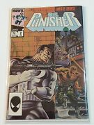 The Punisher 2 1986 1st Series High Grade Collectible Comic Book Marvel