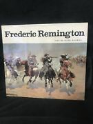 Frederic Remington Hardcover Illustrated Book By Peter H. Hassrick