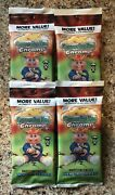 2020 Topps Chrome Garbage Pail Kids Series 3 Value Pack Fat Pack 4 Packs Lot