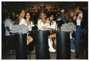 Color Photo F_2596 Pretty Women Sitting At Tables