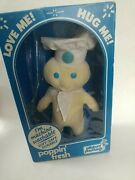 Poppin' Fresh Pillsbury Doughboy Playthings 74 Vintage Never Removed From Box