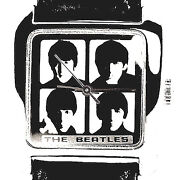 Beatles Apple Collectible Fossil Mans Never Worn Watch Numbered Of 5000 169