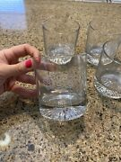 Chivas Regal Whiskey Glasses Cups Low Ball Barware Set Of 6 New