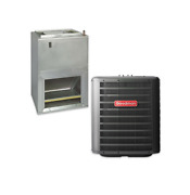 Goodman 2.5 Ton 14 Seer Central System Gsx140301 Awuf31 Wall Mount