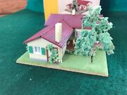 Wiad 1025 Swedish Style House. Excellent+++ Cond Boxed Factory Built.