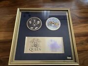 Queen Ultimate Duluxe Limitad Ediitn Box Set Collection