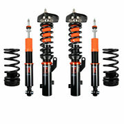 For 17-19 Hyundai Elantra   Riaction Coilovers Gt 32 Way Adjustable Dampening