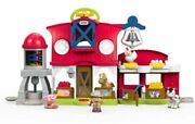 Fisher-price Little People Caring For Animals Farm Set ===tr