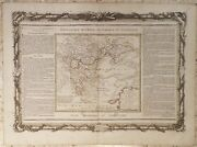 Greece Cyprus And The Balkans Antique Map French Edition 17th Or 18th Century